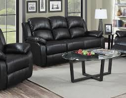 leather sofa sets. Delighful Sofa Jordan 3  1 Seater Black Recliner Leather Sofa Set With Sets U