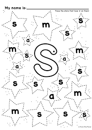 Let's Learn the Letter Sound S | Worksheets, Free and Kindergarten