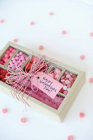 office valentine gifts. DIY Valentine Gift Idea: Pink And Red Candy Box \u2013 Entertain   Fun Party  Craft Ideas Office Valentine Gifts