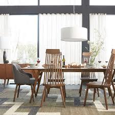 mid century dining table west elm. mid-century expandable dining table. west elm mid century table i