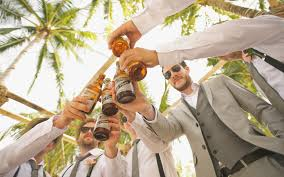 six epic groomsmen gifts for your best guys