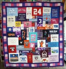 16 best T-shirt quilts with Border images on Pinterest | Tees ... & t-shirt quilt with a fancy border Adamdwight.com