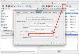 CrossFTP / Knowledgebase / Edit Remote Files in CrossFTP