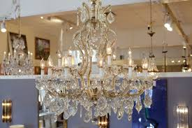 maria theresa venetian crystal chandelier at 1stdibs pertaining to new property maria theresa crystal chandelier prepare