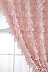 Peach Bedroom Curtains 17 Best Ideas About Pink Curtains On Pinterest Pink Office