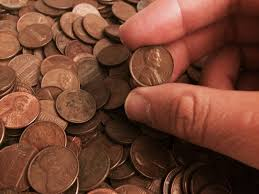 Pennies Worth Money Chart How To Find Valuable Pennies Worth 1 Or More Apiece In Your