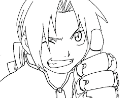 Coloring Pages Of Anime Characters Anime Guy Coloring Pages Anime