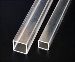 extruded acrylic sheet transparent square extruded acrylic tube clear plexiglass square