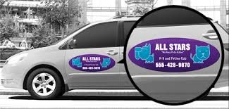 Car Magnet Printing For Business Marketing