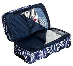 car seat roxy car seat covers suitcase in the clouds dress blue geometric feeling stock