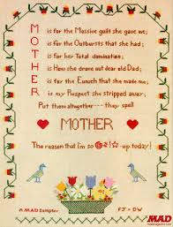 Mothers Day Quotes Amazing Happy Mother's Day From MAD Mad Magazine