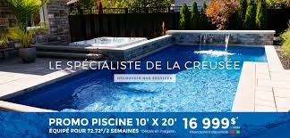 Magasin Piscine Quebec