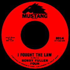 Image result for I Fought The Law - Bobby Fuller Four