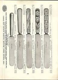 1847 Rogers Bros Silverware Patterns Extraordinary 48 AD 48 Rogers Bros Silverware Flatware Butter Knife 48 Patterns