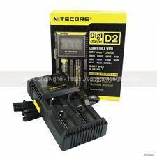 Bộ Sạc Pin Đa Năng Nitecore Digicharger chính hãng 100%