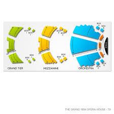Grand 1894 Opera House Concert Tickets