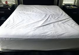plastic mattress cover. Vinyl Mattress Cover Fitted Queen Size Plastic Pad Target