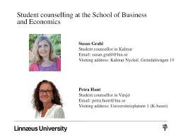 Welcome to the School of Business and Economics at Linnaeus University -  ppt download