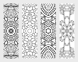 Fun for kids and preschoolers to color and make their own. Free Printable Bookmarks To Color Mama Likes This