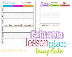 Microsoft Weekly Planner Enchanting Free Teacher Weekly Planner Template Filename Reinadela Selva