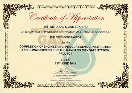 Misi Setia Oil Gas Engineering Products And Services Specialist