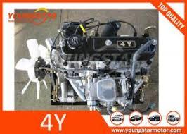 Complete Engine Cylinder Block For Toyota 3Y 4Y 1RZ 2RZ 3RZ Toyota ...