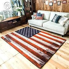 american flag rug classical old style union flag carpet environmental protection non slip living room rug american flag rug