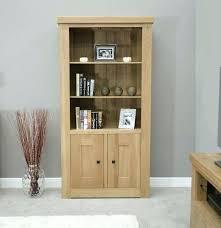 small oak bookshelf closet door bookcase white tall narrow solid wood bookcases light bifold doors soli door hinges bookcase