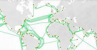 Animation The Global Fiber Optic Network Explained