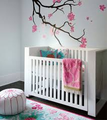 ... Astonishing Baby Girl Room Wall Decor For Girl Baby Nursery Room  Decorating Ideas : Casual Girl ...
