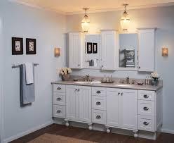 elegant vanity wall cabinets for bathrooms white bathroom cabinet