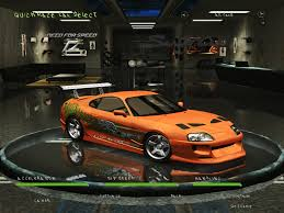 Fast And Furious Toyota Supra by dj_hunter19 | Need For Speed ...