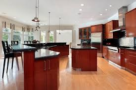 Dark Kitchen Cabinets With Light Granite Enchanting 48 Remarkable Kitchens With Dark Cabinets And Dark Granite GREAT