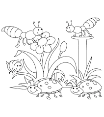 Printable spring picture cryptogram worksheet for kids. Top 35 Free Printable Spring Coloring Pages Online