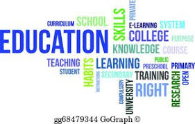 Image result for education clip art