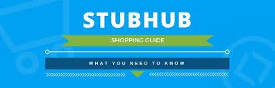 stubhub ping guide