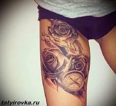 Tetovací Označení Kompas Na Ruce Tetovací Kompas
