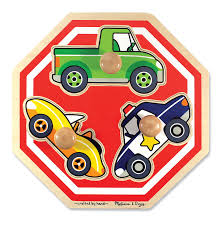 stop sign jumbo knob vehicles jigsaw puzzle