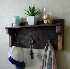 Diy Wall Mounted Coat Rack With Shelf Simple Diy Coat Rack Wall Wrapping Paper Coat Hanger Diy Wall Coat Rack