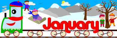 Image result for January clip art free