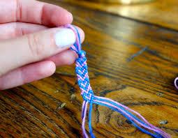 Heart Friendship Bracelet Pattern Interesting Design Ideas