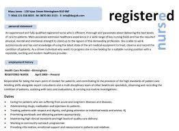 Sample resume dialysis nurse toubiafrance com Nurse CV Example