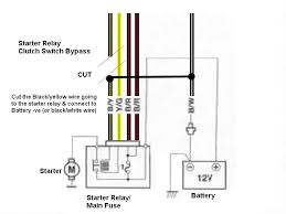diagram of how to bypass the key ignition svs page  report this image