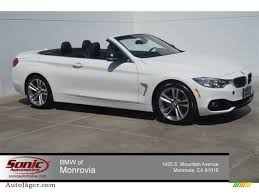 BMW Convertible bmw 4 series convertible white : 2015 BMW 4 Series 428i xDrive Convertible in Alpine White - 771417 ...