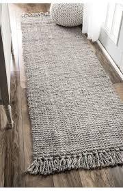 spotlight jute runner rug shop havenside home caladesi handmade braided grey reversible musicandperformanceniagara braided jute runner rug hall rugs n80 hall