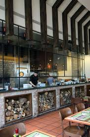 Restaurant open kitchen Industrial Surprising Open Kitchen Restaurant Picture Ideas Masilco Surprising Open Kitchen Restaurant Picture Ideas Masilco