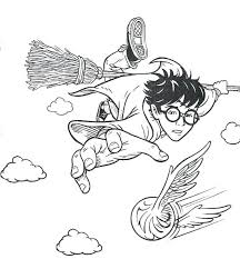 Harry Potter Coloring Pages Download Free Printable And Coloring