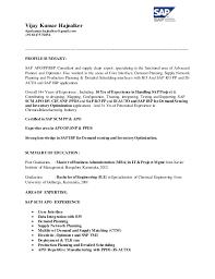 Famous Sap Apo Gatp Resume Ideas Example Resume And Template Ideas
