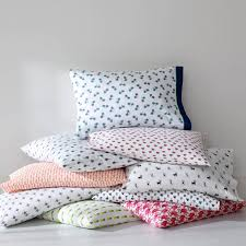 Poppy & Fritz Cotton Percale Printed Sheet Sets - Free Shipping On Orders  Over $45 - Overstock.com - 18539896