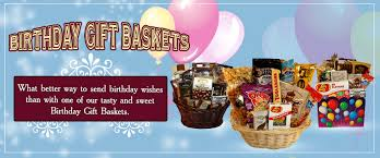 send birthday gift baskets anywhere in canada with